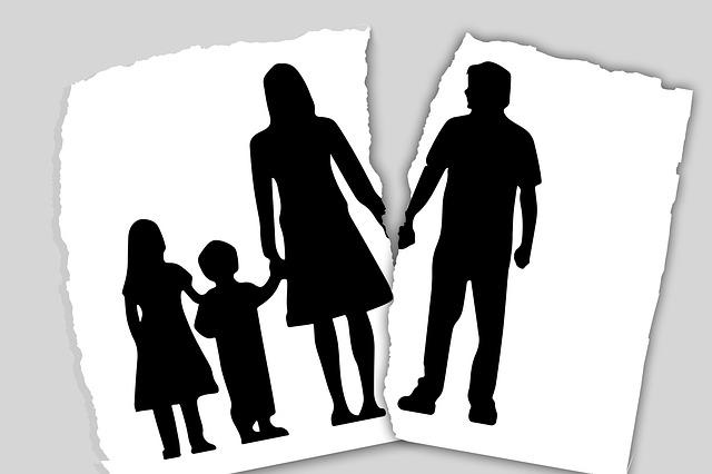 Подавать на развод если есть дети
